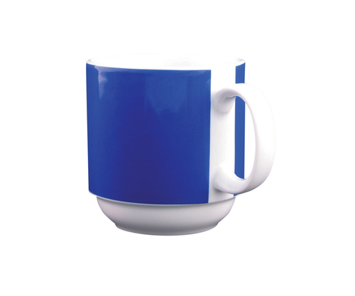 Kaffeebecher 30 cl stapelbar System Color Blau