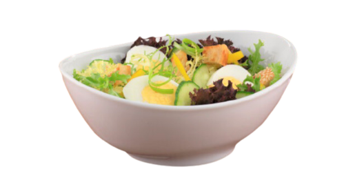 Suppen Salatbowl oval 16 cm MERAN STEAK & MORE